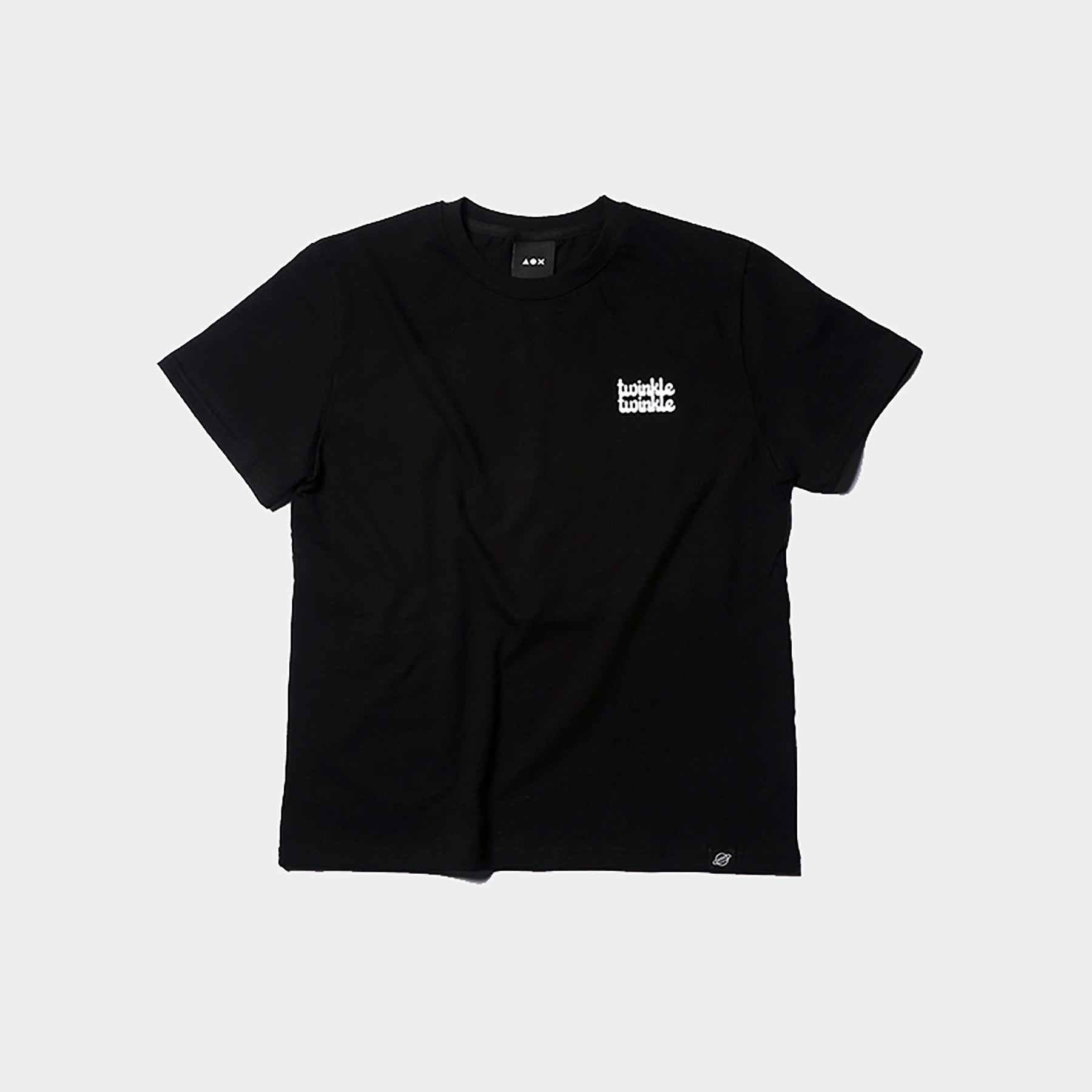 Twinkle point t-shirt (Black)