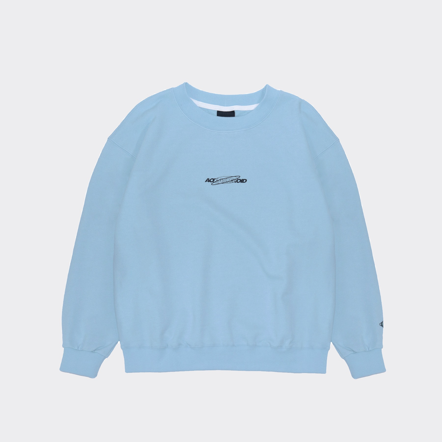 RING Logo sweatshirt(Oversize fit) Sky Blue